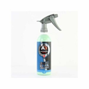 autobrite ceramic ultra spray wax - cera spray nanotecnologica a base ceramica 500ml