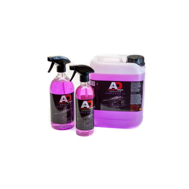 Autobrite Purple Rain Decontaminante ferro