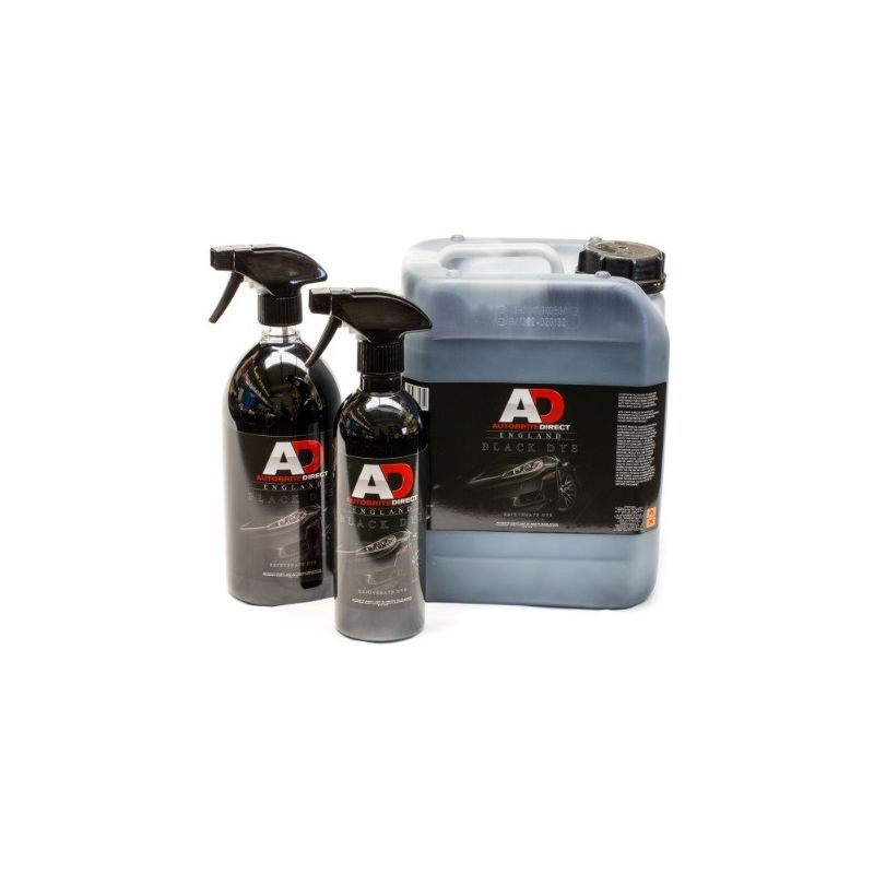 Autobrite Black Dye Ravvivante Colorante