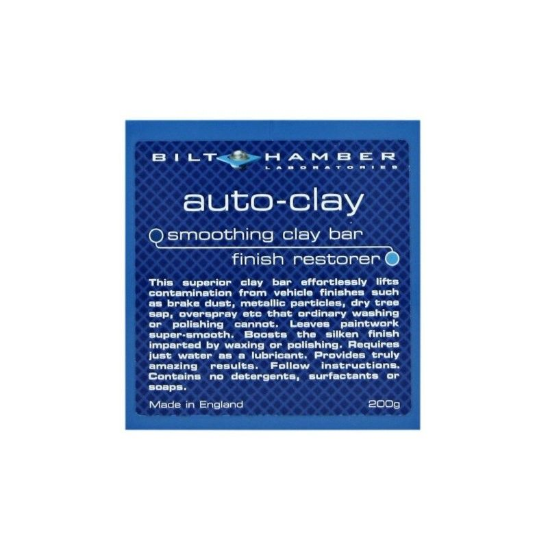 Bilt Hamber Auto-clay - Claybar Regular 200g