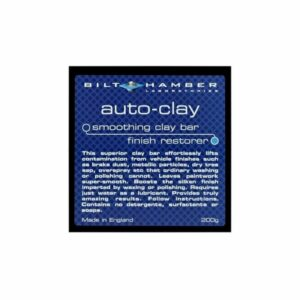 bilt hamber auto-clay - claybar media 200g