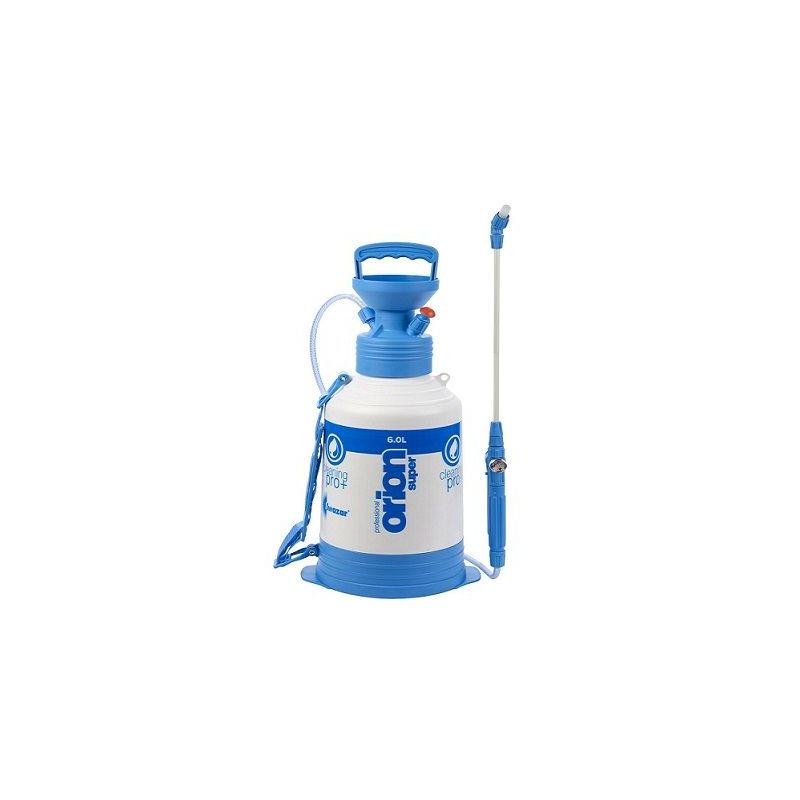 Erogatore Spray a Pompa - Kwazar Orion Super Pro+ 6lt