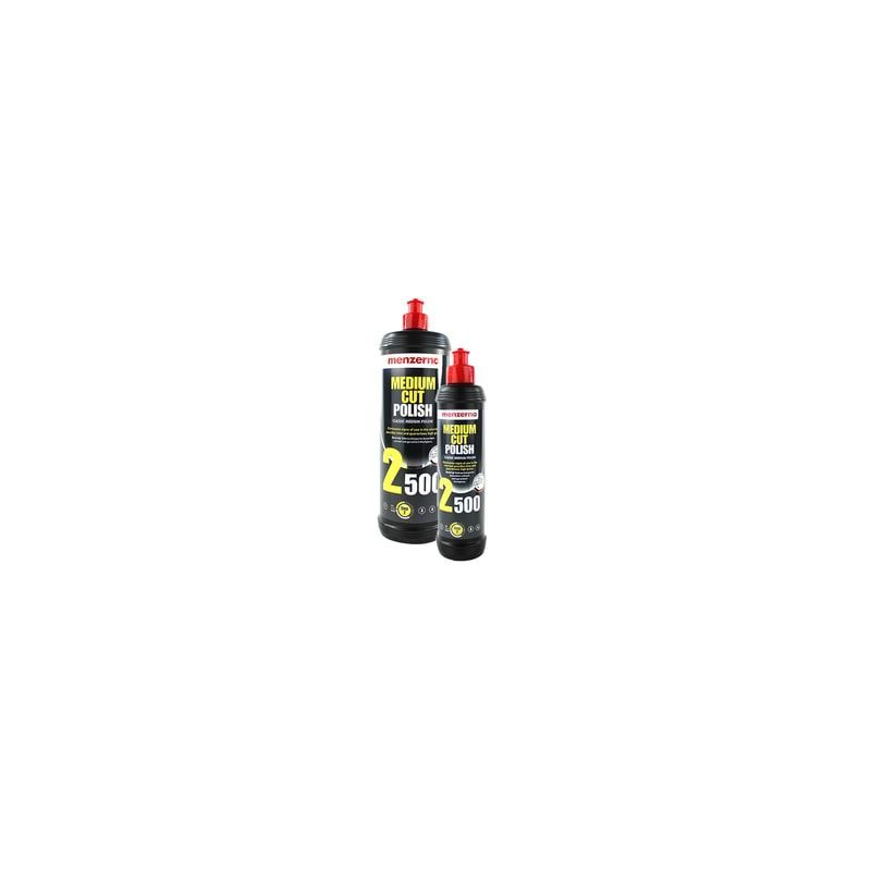 Menzerna 2500 Medium Cut Polish Medio 250ml